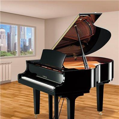 Yamaha C Grand Piano Dimensions