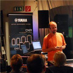 Praxisnahes Know-how von Sound-Engineer Gerd Drücker