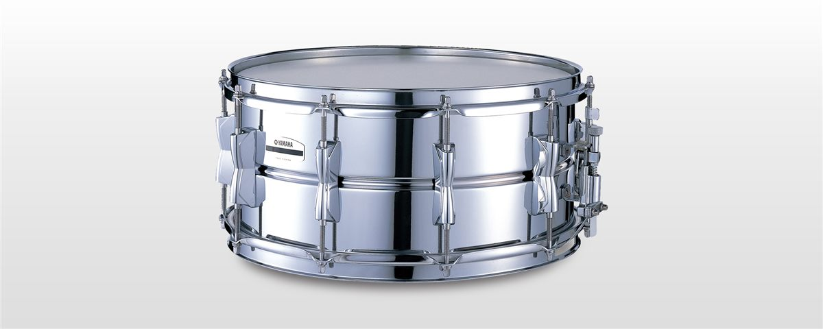 Steel Shell Snare Drums - Funktionen - Snare Drums - Acoustic Drums ...